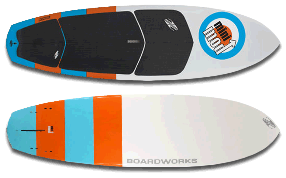 Boardworks Mini Mod Stand Up Paddleboard