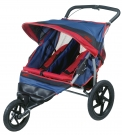 Jogger Stroller Double - Click To Zoom